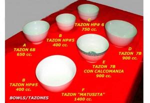 bowl-tazones-hotelero