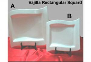 vajilla-rectangular-squard
