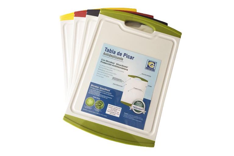 tablas de picar con protección antibacterial